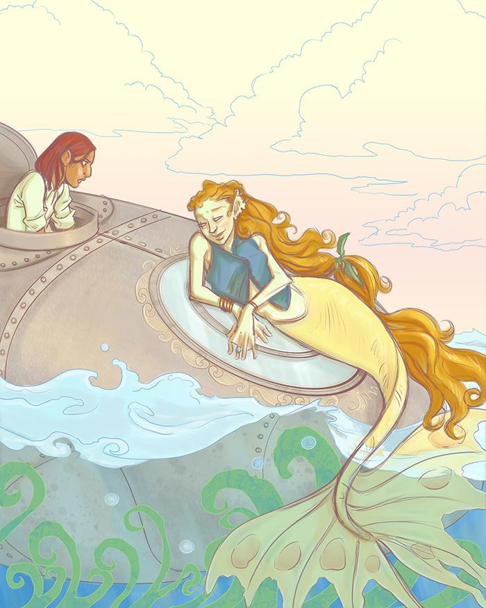 Mermaid 07