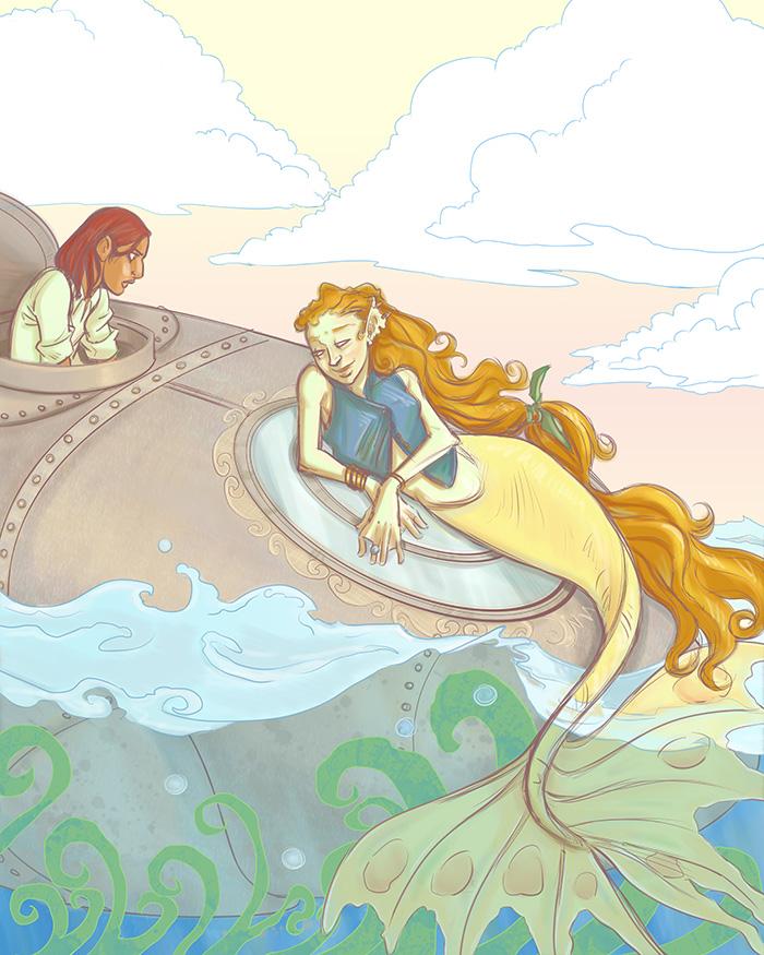 Mermaid 09