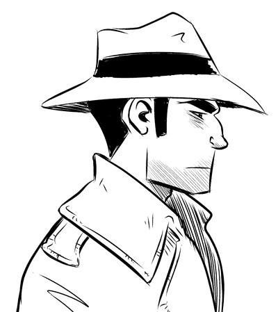 Detective Diego