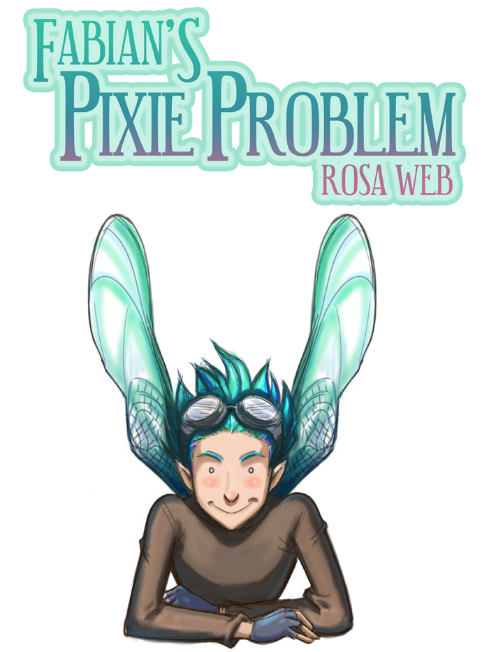 Fabian's Pixie Problem Cover
