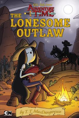 Book Cover: Epic Tales from Adventure Time: The Lonesome Outlaw