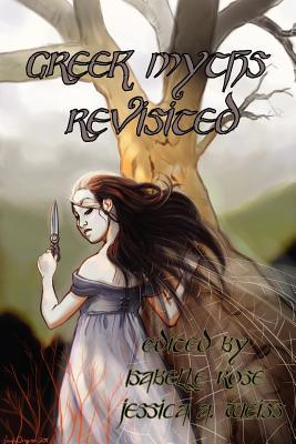 Book Cover: Greek Myths Revisited